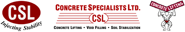 Concrete Specialists Ltd Logo