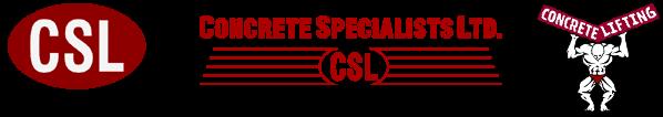 Concrete Specialists Ltd Logo