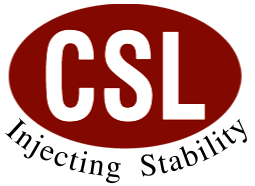 CSL Injecting Stability Logo