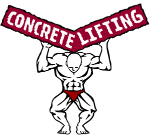lifting concrete guy image